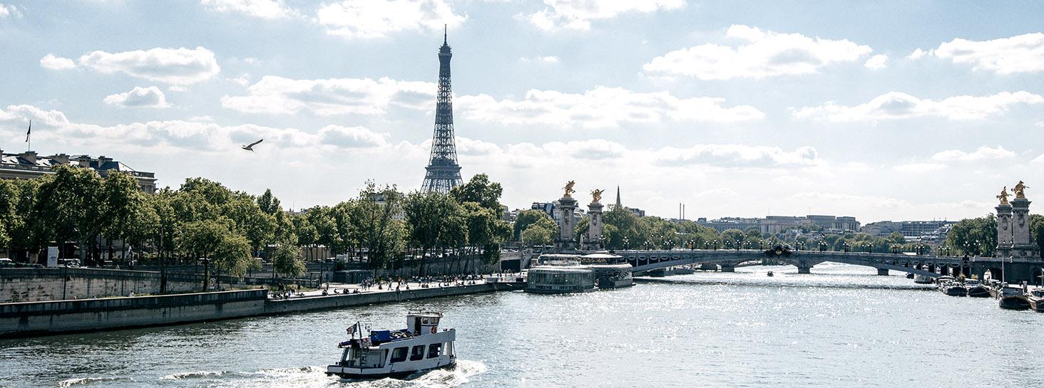 Paris Eiffel Tower - Marigny Capital